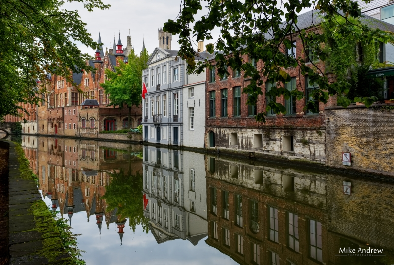 Reflections Brugge