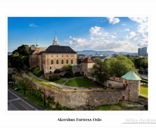 Akershus Fortress Oslo Norway