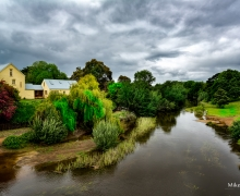 Coal River Richmond Tasmania