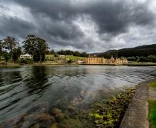 Port Arthur Penitentiary Tasmania