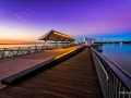 Colours of Southport Jetty