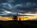 Mountain Sunset Mt Tamborine