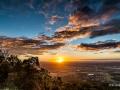 Setting Sun Mt Tamborine