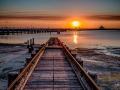 St Kilda Pier HDR