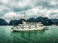 Cruising on Halong Bay Vietnam
