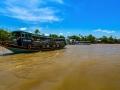 Cruising on the Mekong River