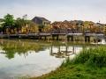 Bridge Hoi An Vietnam