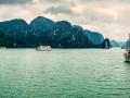 Halong Bay Cruising Vietnam