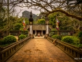 Hoa Lu Temple North Vietnam