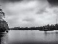 Hoan Kiem Lake Temple Hanoi Vietnam