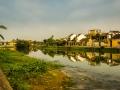 Hoi An Canal Vietnam