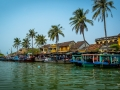 Hoi An Market by the River South Vietnam