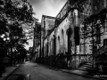 Old Cathedral Hanoi North Vietnam