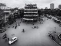 Old Quarter Hanoi North Vietnam
