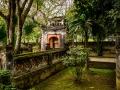 Old Temple Hoa Lu North Vietnam