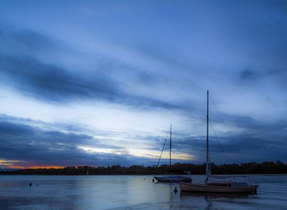 Moody Blue Gold Coast