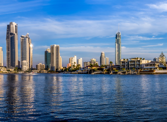 Surfers Paradise Panorama – Limited Edition