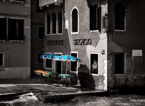 Pensione Seguso Venice Italy