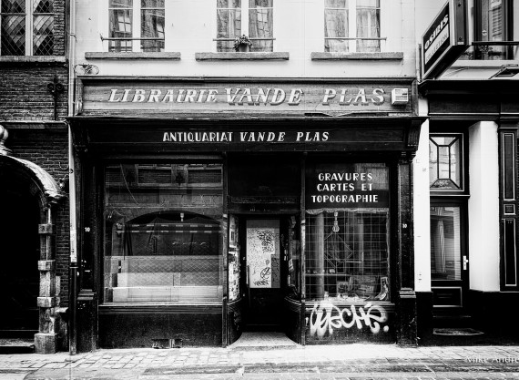 Librairie Vande Plas – Brussels Belgium