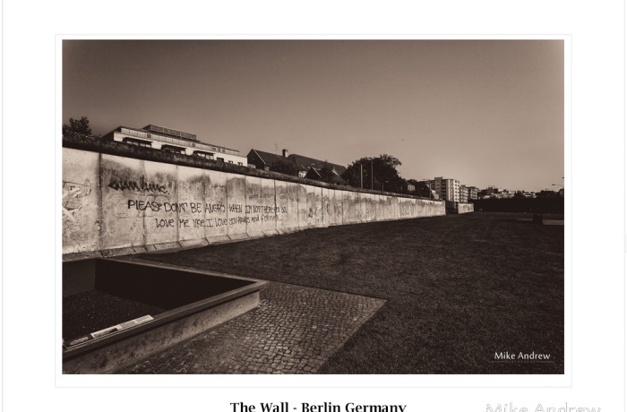 The Wall – Berlin Germany