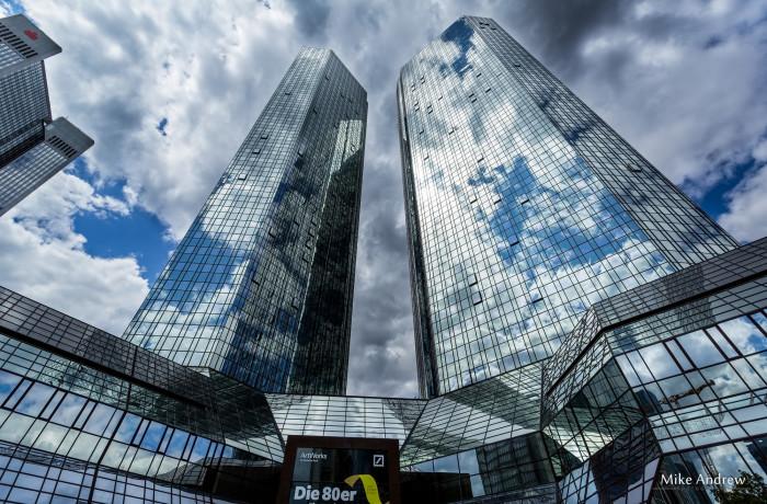Urban Buildings – Frankfurt Germany